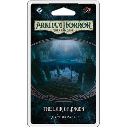 Arkham Horror The Card Game: The Lair of Dragon
