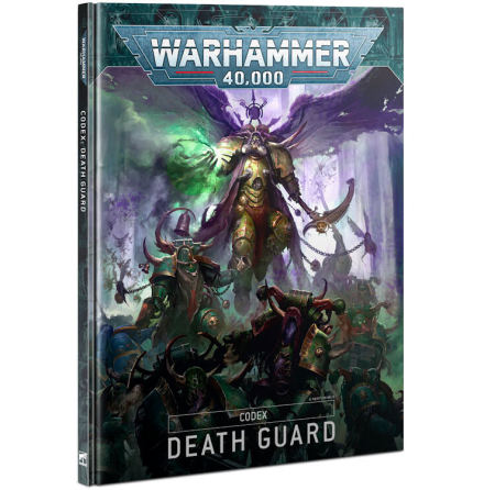 CODEX: DEATH GUARD (9th ENG)