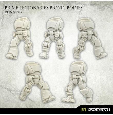Prime Legionaries Bodies: Bionic Running
