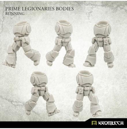 Prime Legionaries Bodies: Running