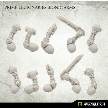 Prime Legionaries Bionic Arms