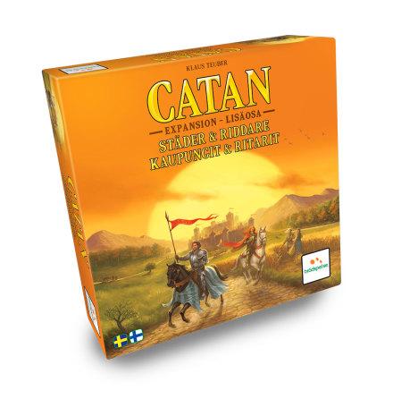 Catan: Städer och Riddare (SE)