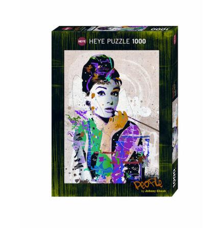 People, Audrey 1000 pieces
