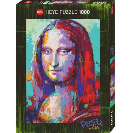 People: Mona Lisa (1000 pieces)