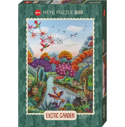 Exotic Garden: Plant Paradise (500 pieces)