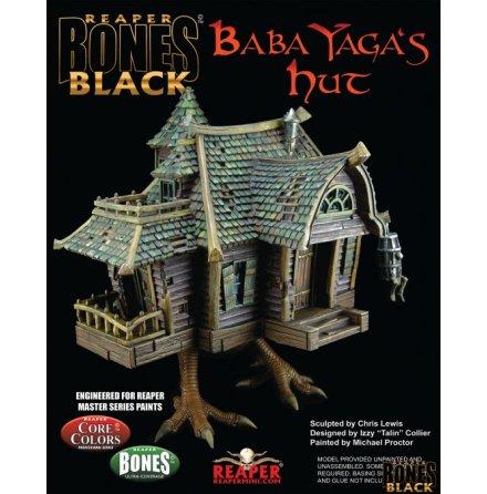BABA YAGA´S HUT - BONES BLACK DELUXE BOXED SET