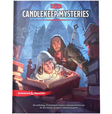 D&D 5th ed: Candlekeep Mysteries