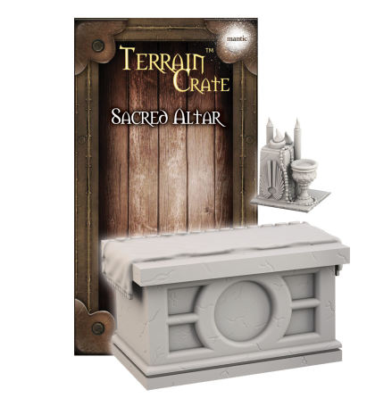 TERRAIN CRATE: Sacred Altar