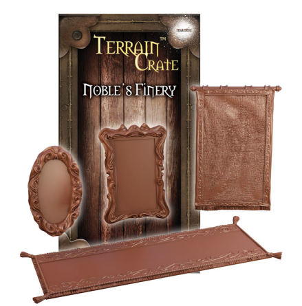 TERRAIN CRATE: Noble´s Finery