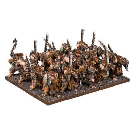 Ratkin Warriors Regiment