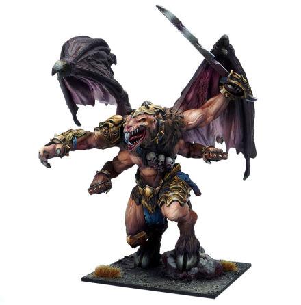 Ratkin Scudku-Z´luk, Demonspawn of Diew