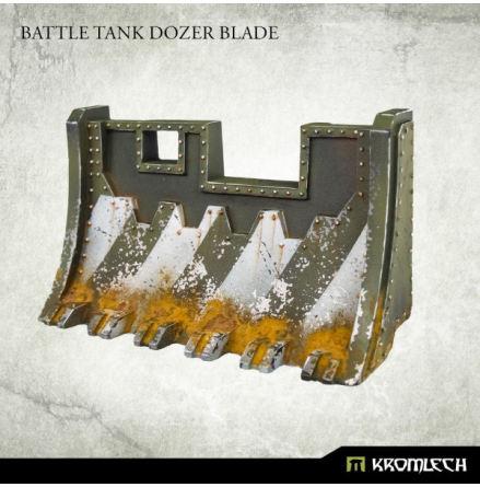 Battle Tank Dozer Blade