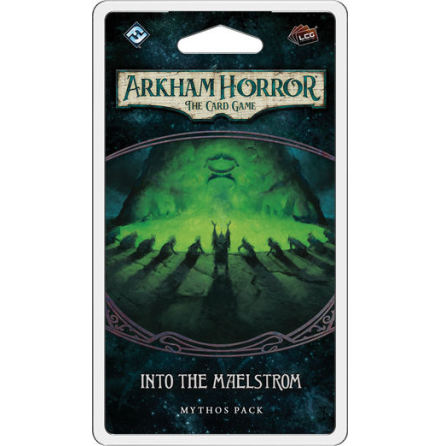 Arkham Horror The Card Game: Into the Maelstrom