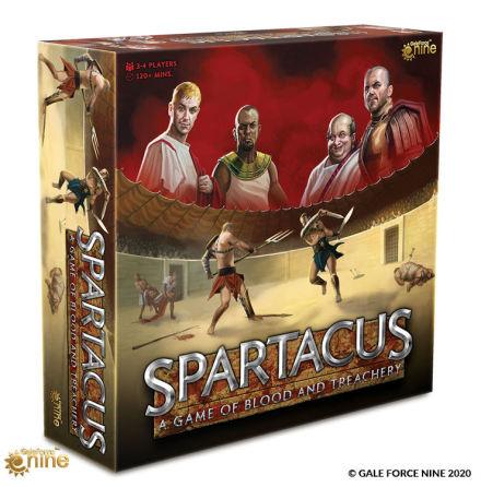 Spartacus Blood & Treachery (New)