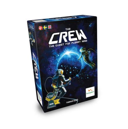 The Crew: The Quest for Planet Nine (SE+EN)