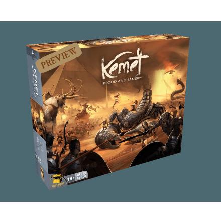 Kemet Blood & Sand (New Edition)