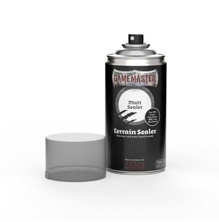 Gamemaster: Terrain Sealer - Matt Sealer (Release Maj 2021)