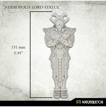 Nekropolis Lord Statue