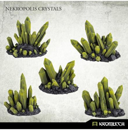 Nekropolis Crystals