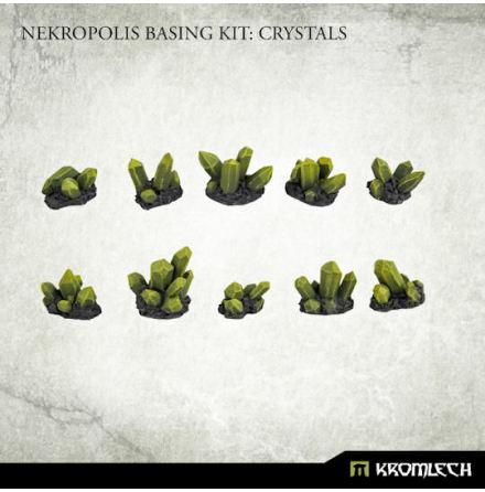 Nekropolis Basing Kit: Crystals