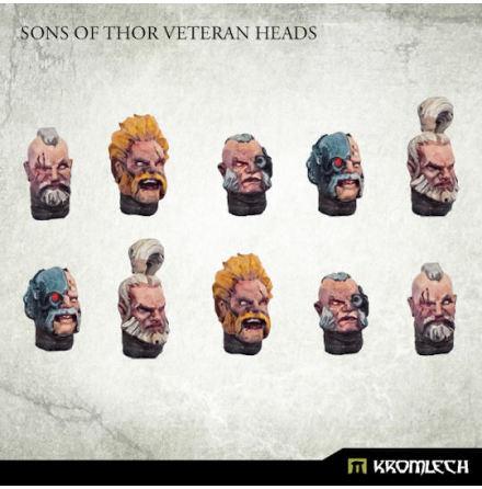 Sons of Thor Veteran Heads