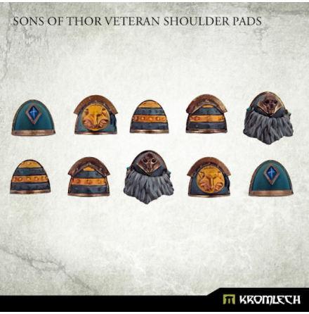 Sons of Thor Veteran Shoulder Pads