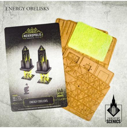 Energy Obelisks