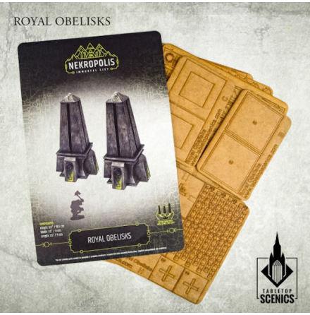 Royal Obelisks