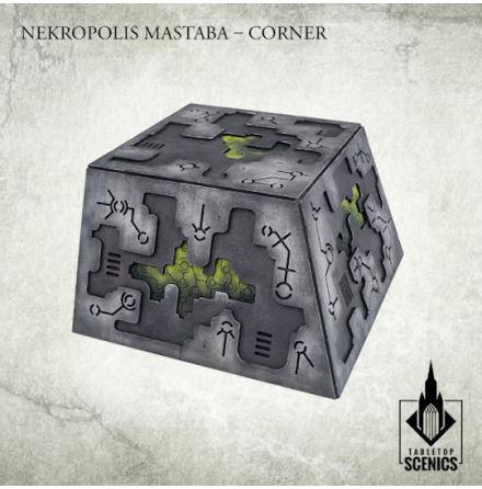 Nekropolis Mastaba – Corner