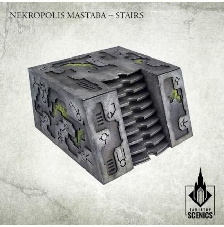 Nekropolis Mastaba – Stairs