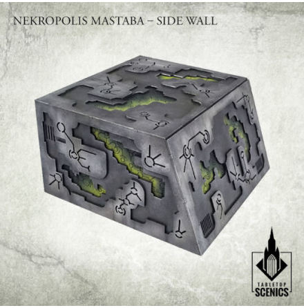 Nekropolis Mastaba – Side Wall