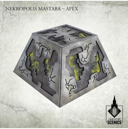 Nekropolis Mastaba – Apex