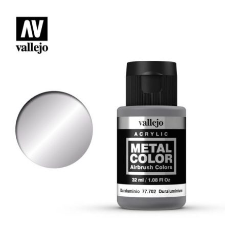 Duraluminium (VALLEJO METAL COLOR)