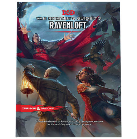 D&D 5th Van Richtens Guide to Ravenloft