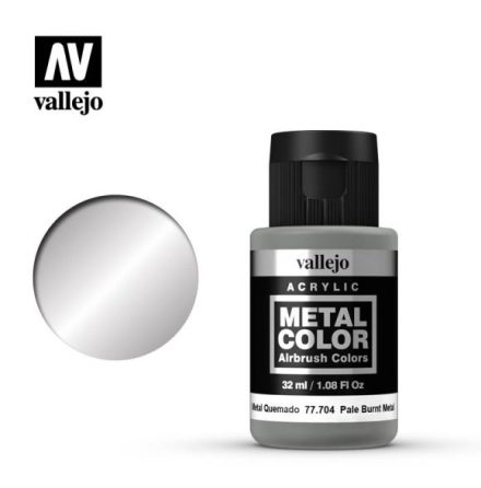 Pale burnt metal (VALLEJO METAL COLOR)