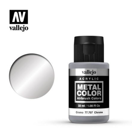 Chrome (VALLEJO METAL COLOR)