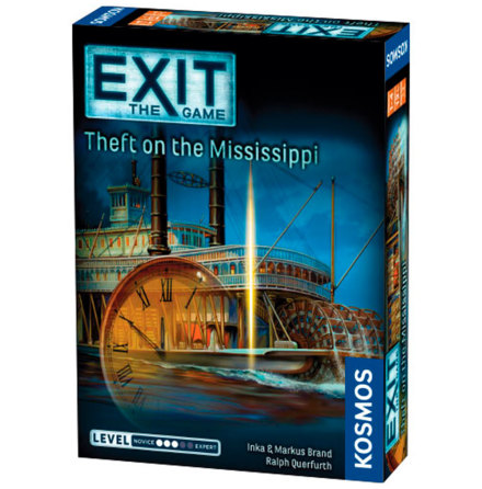 EXIT 13: Theft on the Mississippi (EN)