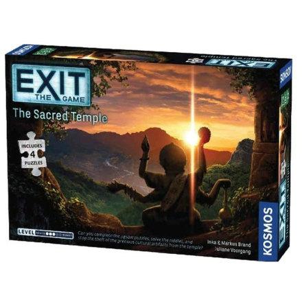EXIT Puzzle: The Sacred Temple (EN)