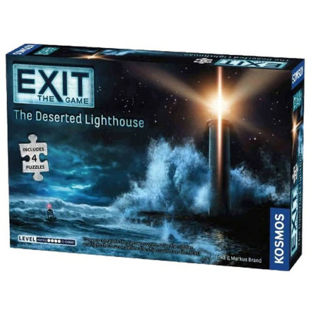 EXIT Puzzle: The Deserted Lighthouse (EN)