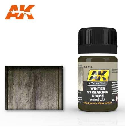 AK014 WINTER STREAKING GRIME (35ml)