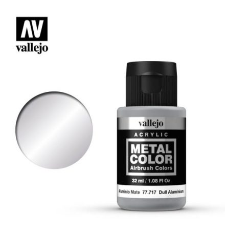 Dull Aluminium (VALLEJO METAL COLOR)