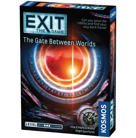 EXIT 15: The Gate Between Worlds (EN)