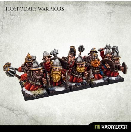 Hospodars Warriors