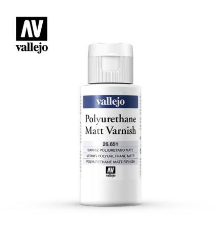 POLYURETHANE MATT VARNISH 60ml