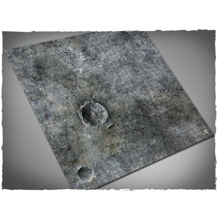 Game mat - City Ruins 3x3 foot