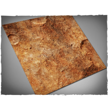 Game mat - Red Planet 3x3 foot