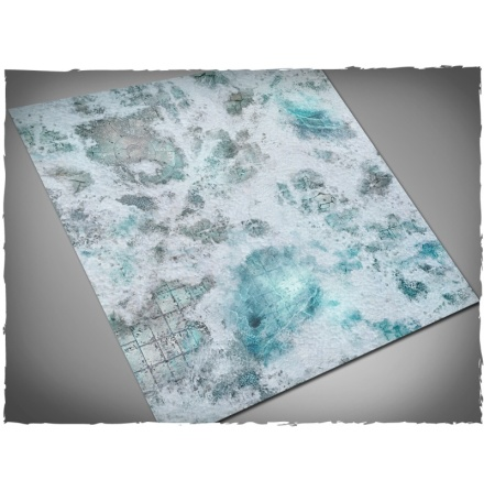 Game mat - Frostgrave 3x3 foot