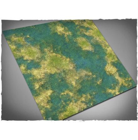 Game mat - Tropical Swamp 3x3 foot