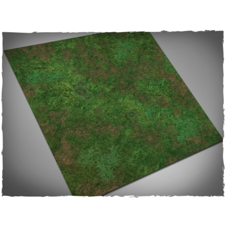 Game mat - Forest 3x3 foot