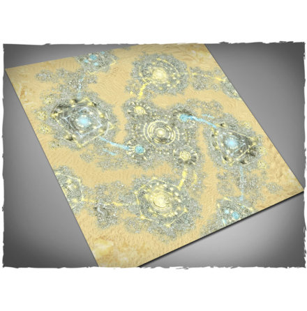 Game mat - Realm of Light 3x3 foot